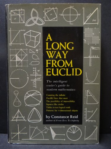 9780690505856: A Long Way from Euclid