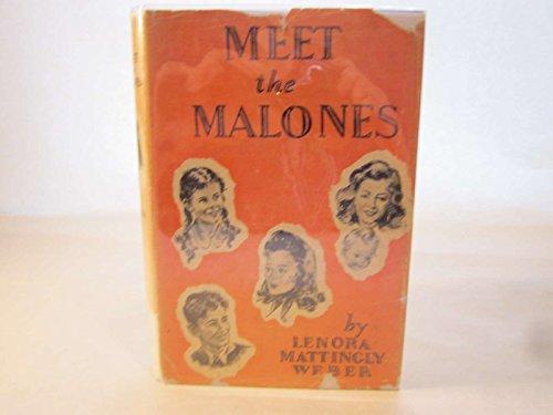 9780690529999: Meet the Malones