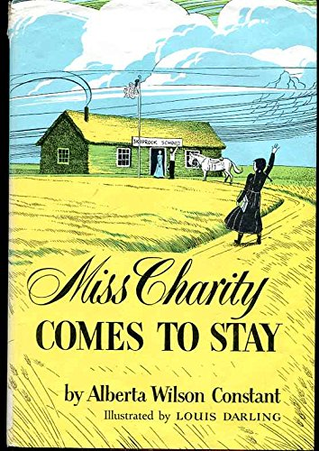 9780690544909: Miss Charity Comes to Stay