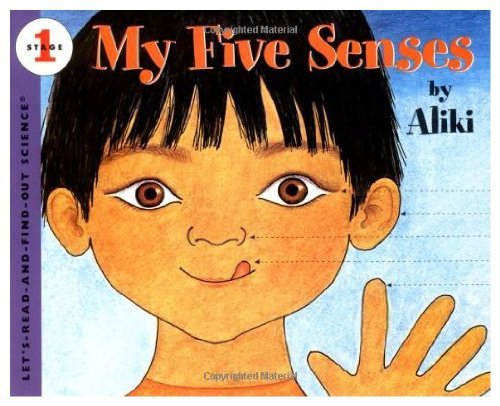 9780690567632: My Five Senses