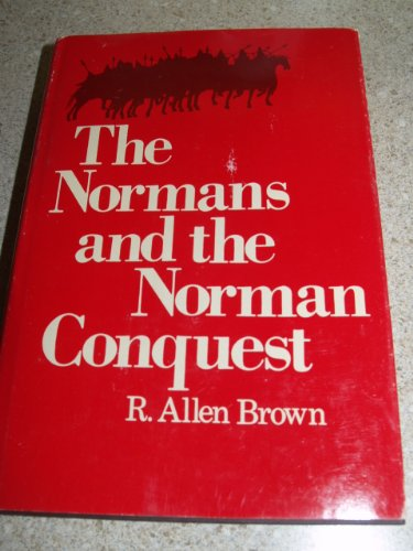 9780690584684: Normans and the Norman Conquest