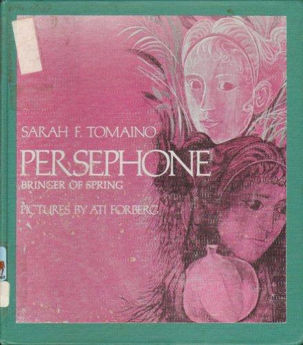 9780690614480: Persephone: Bringer of Spring