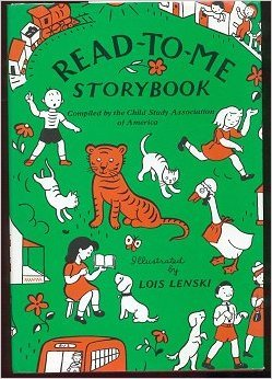 9780690688320: Read-To-Me Storybook