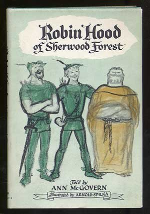 9780690706079: Robin Hood of Sherwood Forest