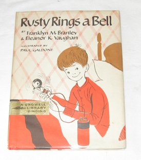 9780690716023: Rusty Rings a Bell