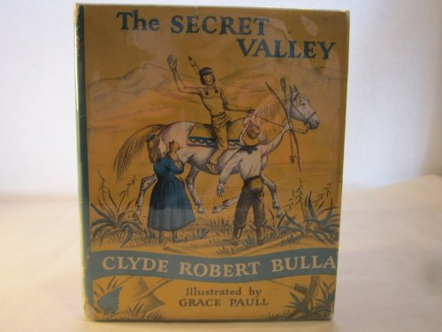 9780690723823: Secret Valley