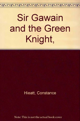 9780690740875: Sir Gawain and the Green Knight,
