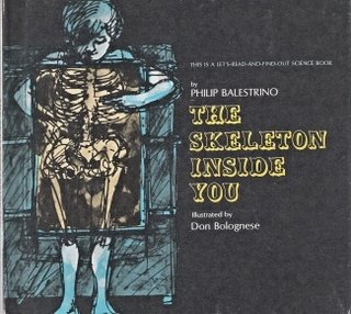 9780690741230: The Skeleton Inside You