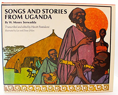 Songs and Stories of Uganda: Serwadda, W. Moses