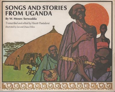 9780690752403: Songs and stories from Uganda,