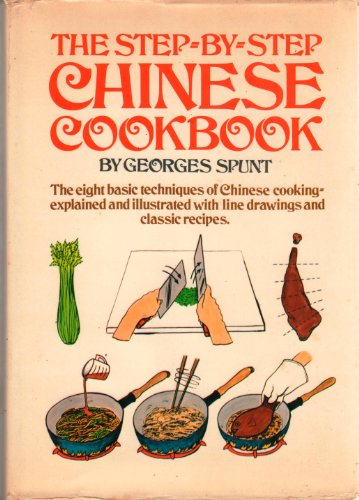 9780690773170: The step-by-step Chinese cookbook