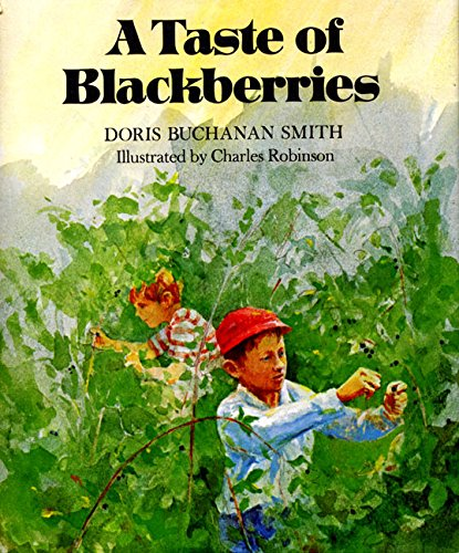 9780690805123: A Taste of Blackberries