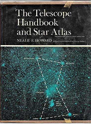 9780690809022: Telescope Handbook and Star Atlas