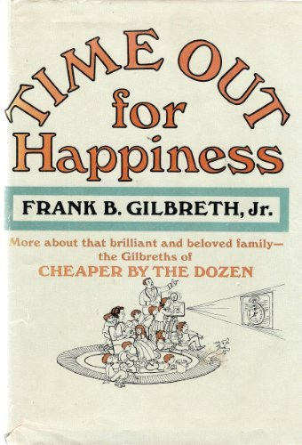 9780690825176: Time Out for Happiness