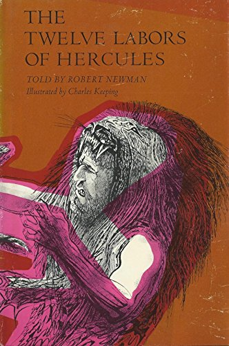 9780690839203: The Twelve Labors of Hercules