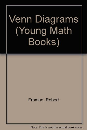 9780690859966: Venn Diagrams (Young Math Ser.)