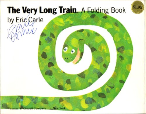 A Very Long Tail: A Folding Book: Eric Carle