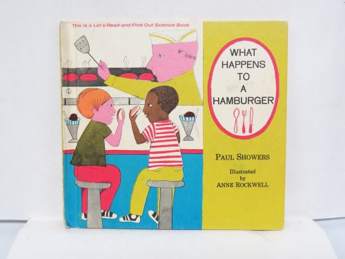 9780690875416: What Happens to a Hamburger (Let's-Read-and-Find-Out Science Series)