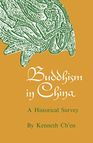 9780691000152: Buddhism in China: A Historical Survey