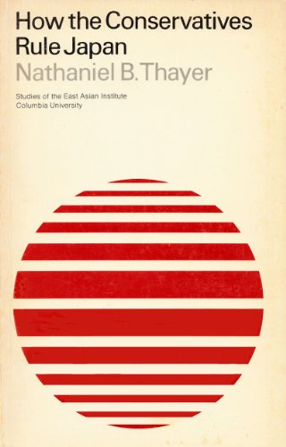 9780691000169: How the Conservatives Rule Japan (Studies of the East Asian Institute)