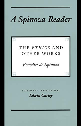 """9780691000671: A Spinoza Reader: The """"Ethics"""" and Other Works"""