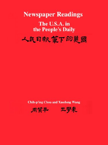 9780691000701: Newspaper Readings: The U.S.A. in The People's Daily