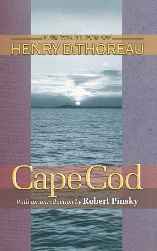 9780691000763: Cape Cod (The Writings of Henry D. Thoreau)