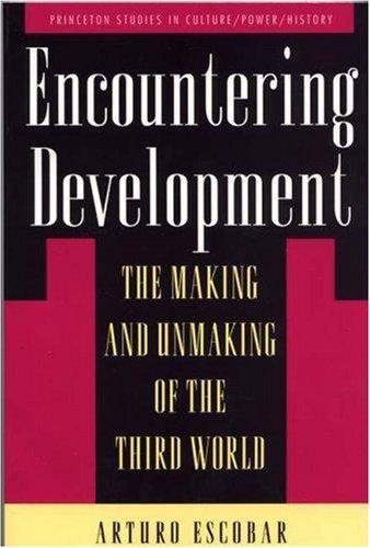 9780691001029: Encountering Development