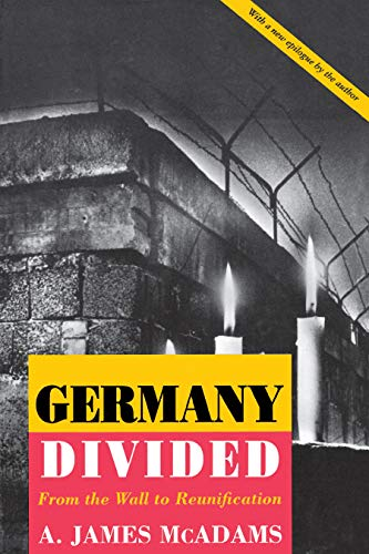 9780691001081: Germany Divided