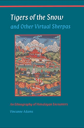 9780691001111: Tigers of the Snow and Other Virtual Sherpas
