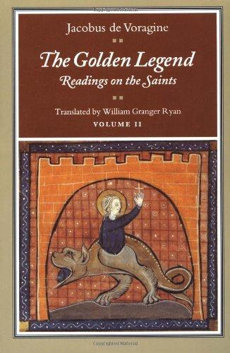 9780691001548: The Golden Legend: Readings on the Saints, Vol. 2