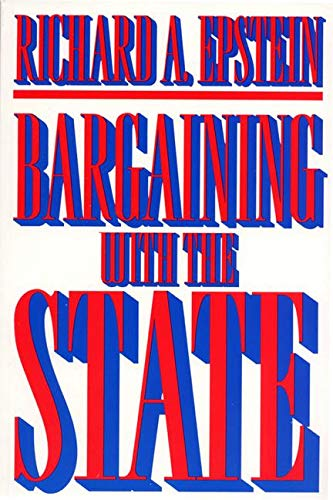 9780691001555: Bargaining with the State