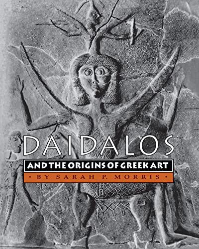 9780691001609: Daidalos and the Origins of Greek Art