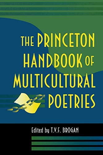 9780691001685: The Princeton Handbook of Multicultural Poetries