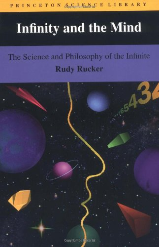 9780691001722: Infinity and the Mind: The Science and Philosophy of the Infinite (Princeton Science Library)