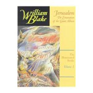 9780691001791: The Illuminated Books of William Blake: