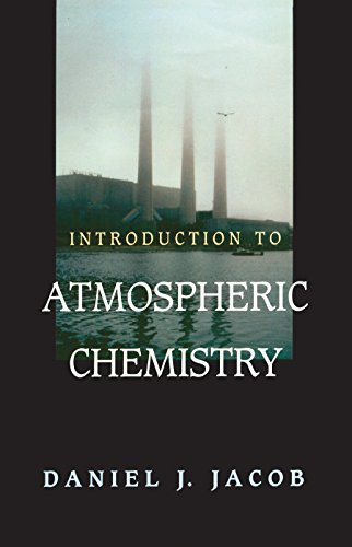 Introduction to Atmospheric Chemistry: Daniel Jacob