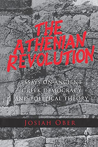 9780691001906: The Athenian Revolution