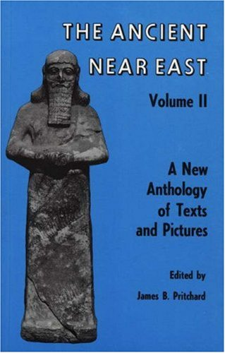 9780691002095: Ancient Near East, Volume 2: A New Anthology of Texts and Pictures (Princeton Studies on the Near East)