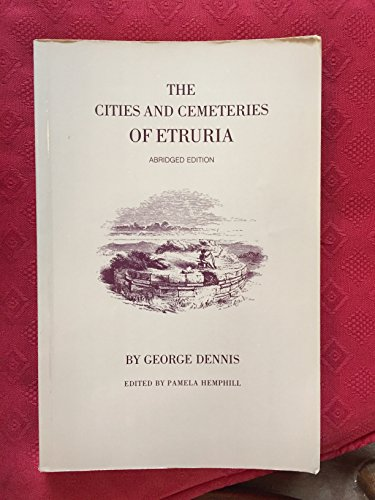 9780691002149: Cities and Cemeteries of Etruria (Princeton Legacy Library)