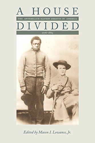 9780691002279: A House Divided: The Antebellum Slavery Debates in America, 1776-1865