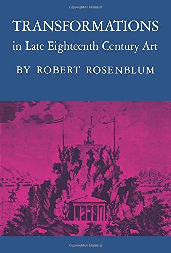 9780691003023: Transformations in Late Eighteenth Century Art