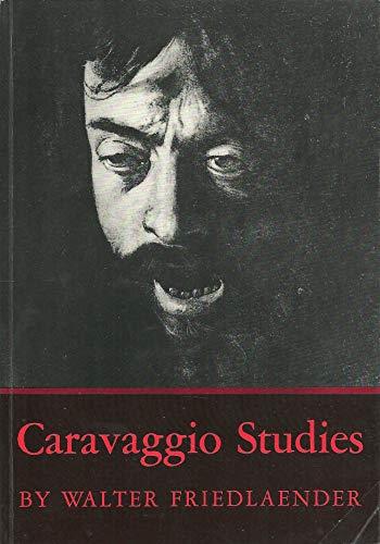 9780691003085: Caravaggio Studies