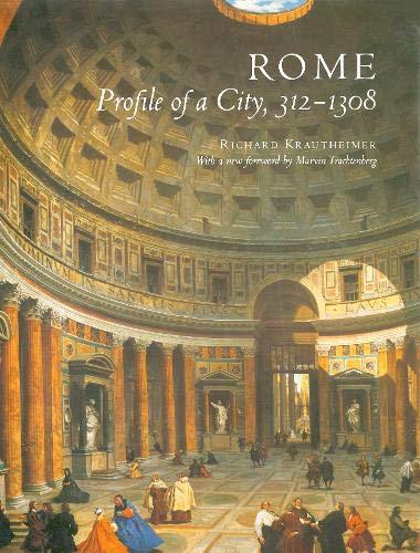 9780691003191: Rome Profile of a City, 312-1308
