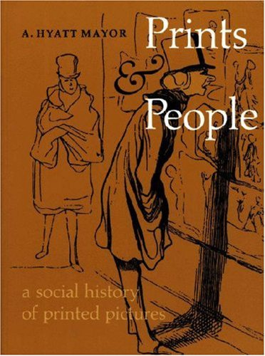 9780691003269: Prints and People: A Social History of Printed Pictures