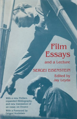 9780691003344: Film Essays and a Lecture
