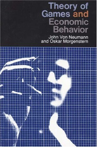 9780691003627: Theory of Games and Economic Behavior