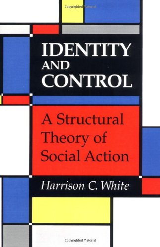 9780691003986: Identity and Control: A Structural Theory of Social Action