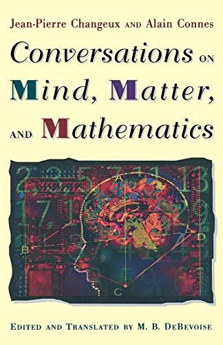 9780691004051: Conversations on Mind, Matter, and Mathematics
