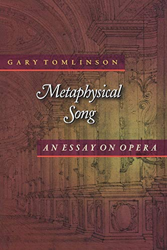 9780691004082: Metaphysical Song
